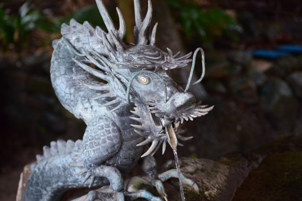 タツノオトシゴは竜に似ている