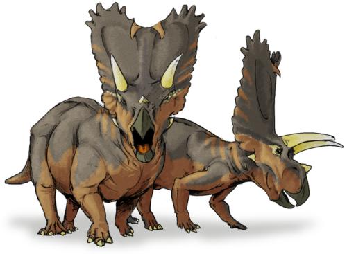 ペンタケラトプス