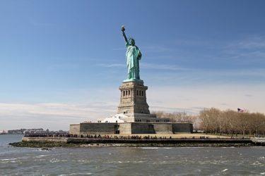 【謎の完全消失】Googleマップから自由の女神が消えてる!?